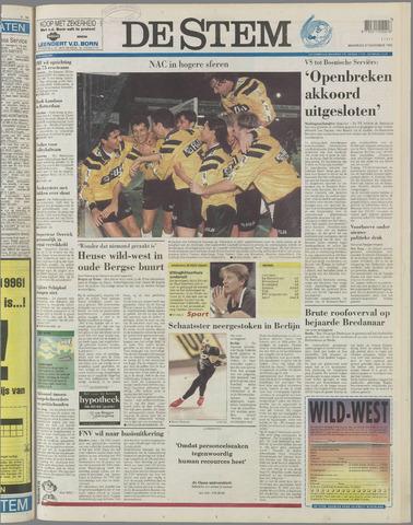 de Stem 1995-11-27