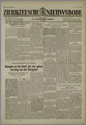 Zierikzeesche Nieuwsbode 1958-02-10