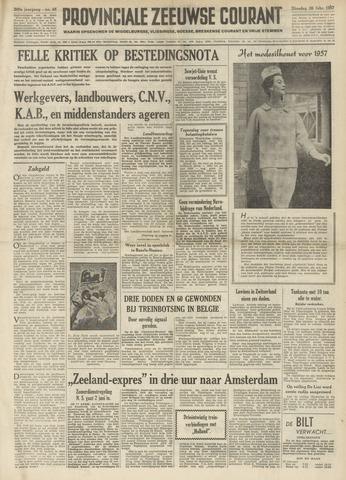 Provinciale Zeeuwse Courant 1957-02-26