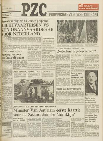 Provinciale Zeeuwse Courant 1974-10-22