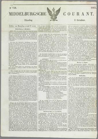 Middelburgsche Courant 1865-10-03