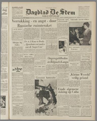 de Stem 1959-01-06