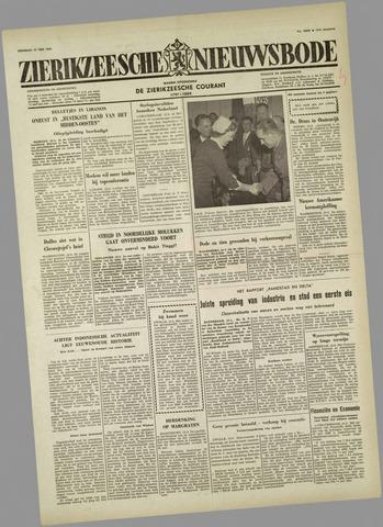 Zierikzeesche Nieuwsbode 1958-05-13