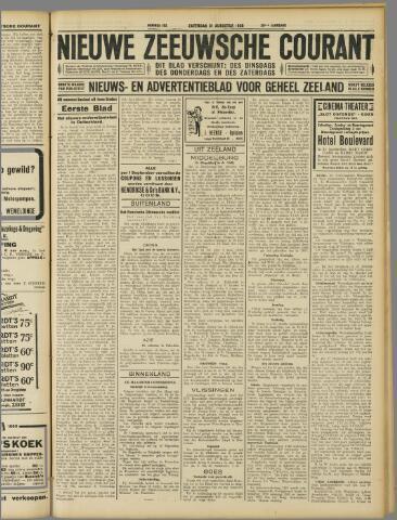 Nieuwe Zeeuwsche Courant 1929-08-31