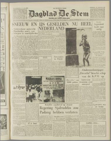 de Stem 1958-02-26