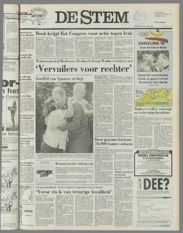 de Stem 1992-07-29