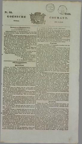 Goessche Courant 1839-07-21