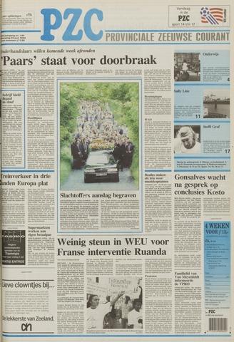 Provinciale Zeeuwse Courant 1994-06-22
