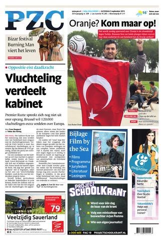 Provinciale Zeeuwse Courant 2015-09-05