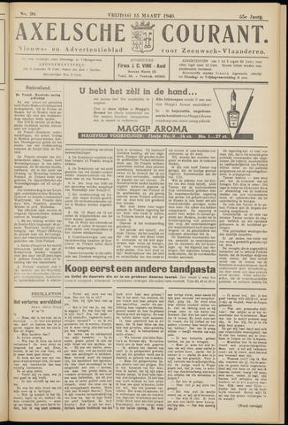 Axelsche Courant 1940-03-15
