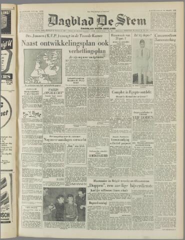 de Stem 1952-03-29