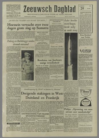 Zeeuwsch Dagblad 1958-03-29