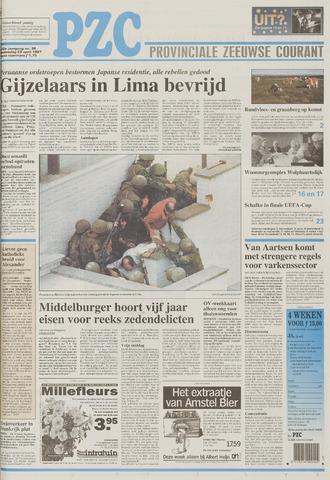 Provinciale Zeeuwse Courant 1997-04-23
