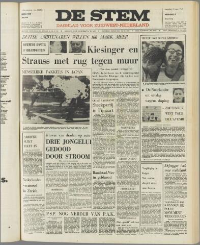 de Stem 1969-09-22