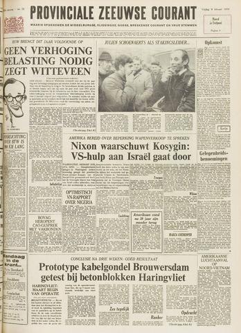 Provinciale Zeeuwse Courant 1970-02-06