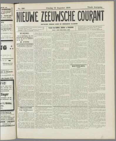 Nieuwe Zeeuwsche Courant 1908-08-25
