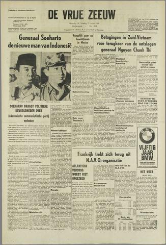 de Vrije Zeeuw 1966-03-14