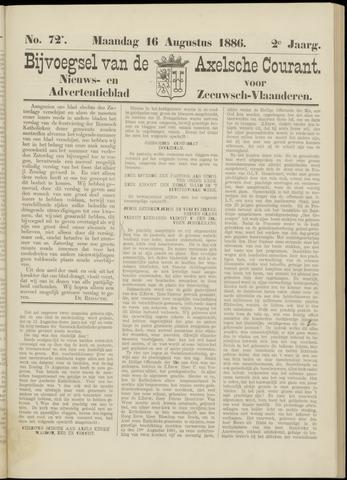 Axelsche Courant 1886-08-16