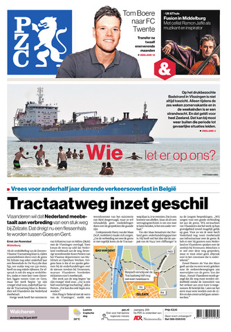 Provinciale Zeeuwse Courant 2017-06-22