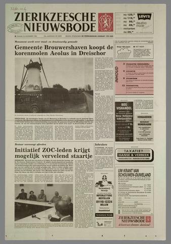 Zierikzeesche Nieuwsbode 1994-11-25