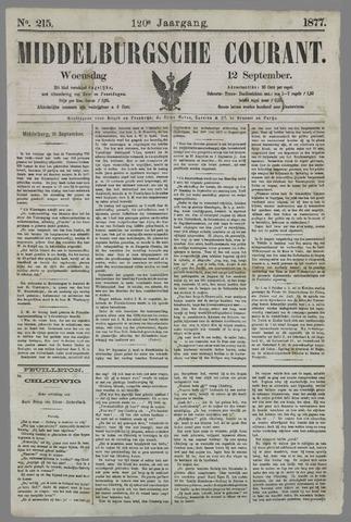 Middelburgsche Courant 1877-09-12
