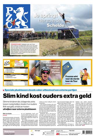 Provinciale Zeeuwse Courant 2017-07-24