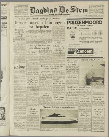 de Stem 1957-07-30