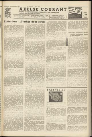 Axelsche Courant 1957-05-04