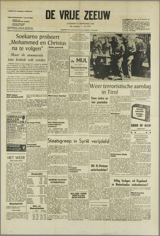 de Vrije Zeeuw 1966-09-10