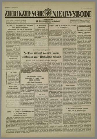 Zierikzeesche Nieuwsbode 1958-10-02
