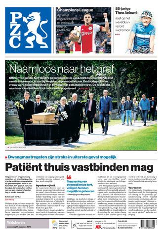 Provinciale Zeeuwse Courant 2019-08-14