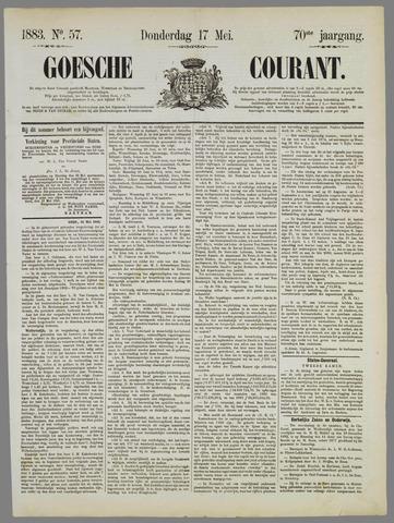 Goessche Courant 1883-05-17