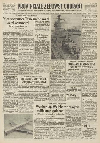 Provinciale Zeeuwse Courant 1953-05-04