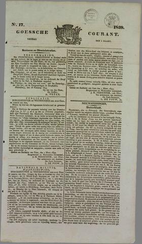 Goessche Courant 1839-03-01
