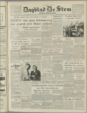 de Stem 1955-08-20