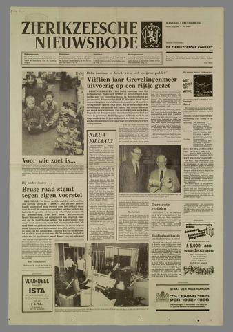 Zierikzeesche Nieuwsbode 1985-12-01