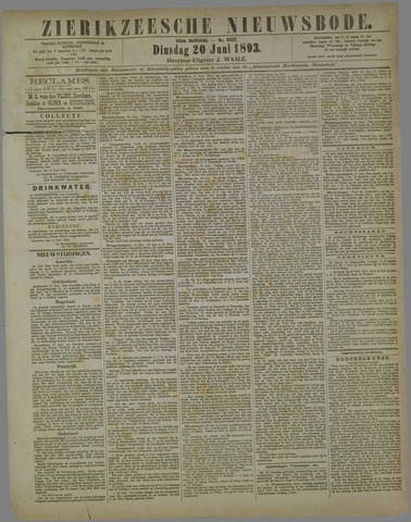 Zierikzeesche Nieuwsbode 1893-06-20