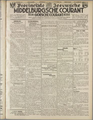 Middelburgsche Courant 1935-11-21