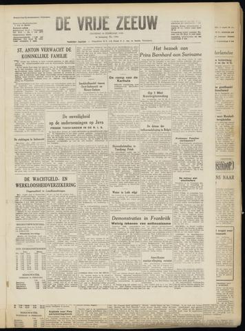 de Vrije Zeeuw 1950-02-14