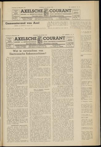 Axelsche Courant 1953-01-28