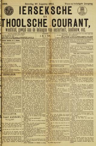 Ierseksche en Thoolsche Courant 1904-08-20