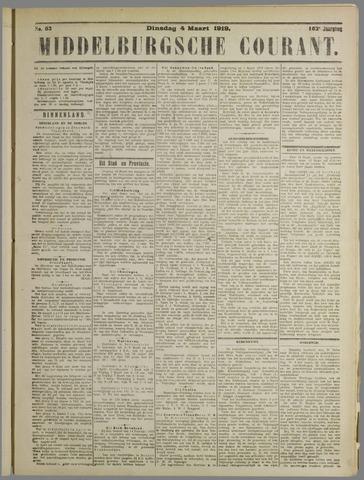 Middelburgsche Courant 1919-03-04