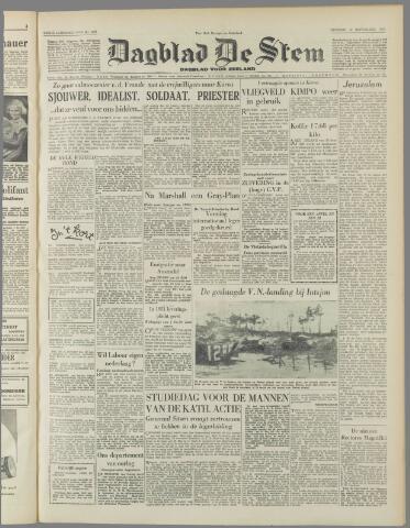de Stem 1950-09-19