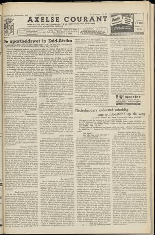 Axelsche Courant 1956-07-14