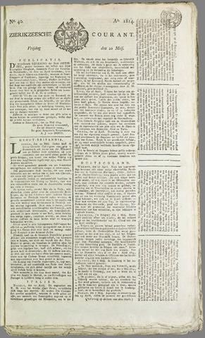 Zierikzeesche Courant 1814-05-20