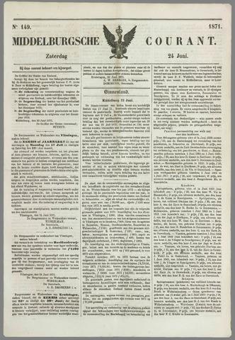 Middelburgsche Courant 1871-06-24