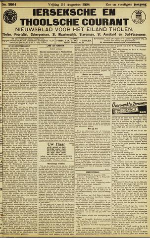 Ierseksche en Thoolsche Courant 1928-08-24