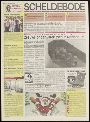 Scheldebode 1996-12-31