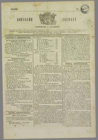 Goessche Courant 1850-09-19