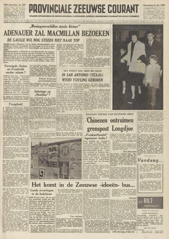 Provinciale Zeeuwse Courant 1959-10-21